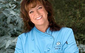 Amy Jurist of Amy's Culinary Adventures