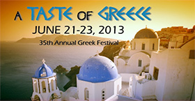 A Taste of Greece in Irvine