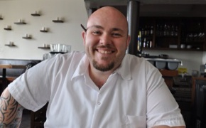 Evan Funke of Bucato Restaurant