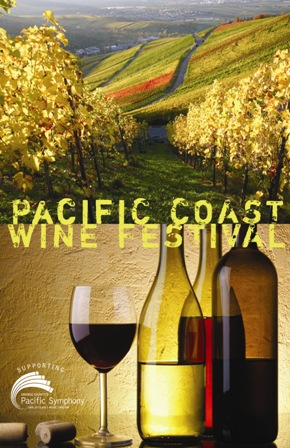 Pacific Coast Wine Festival