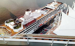 ms Zaandam by Holland America