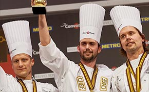 Bocuse D'Or Team USA wins Silver