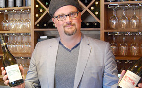 Nick Elliott of Holman Ranch and Vineyards