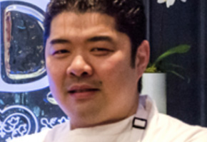 Alex Chen of Boulevard Kitchen and Oyster Bar