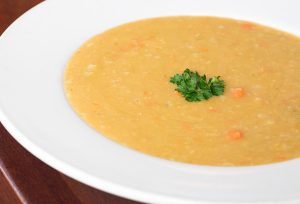 Golden Lentil Soup from Zovs Bistro
