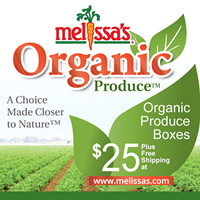 Melissas Organic Produce