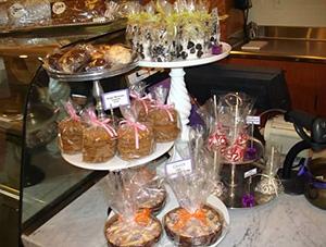 Zov's variety of Desserts