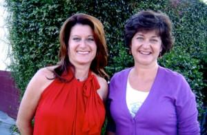 Lisa and Diane Scalia of Melting Pot Food Tours
