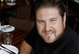 Chef David LeFevre of M.B. Post in Manhattan Beach
