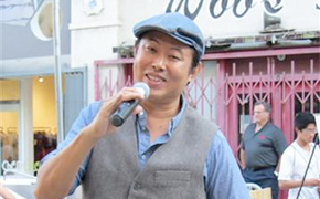 Eddie Lin of Deep End Dining