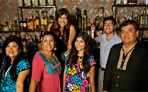 Lopez Family of Guelaguetza Restaurants and Plaza Mexico