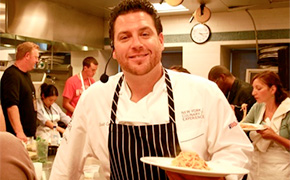 Scott Conant of Scarpetta and Food Network