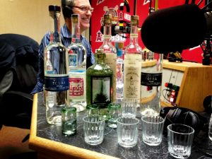 Tequila Tasting with Bricia Lopez