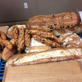 Bread from the OC Baking Company in Orange