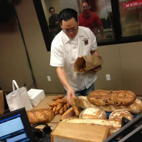 Dean Kim of OC Baking Company
