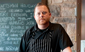 Greg Daniels of Haven Gastropub