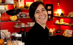 Rachel Klemek of Blackmarket Bakery and the Camp