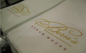 Berns Steak House in Tampa