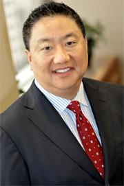 Michael Cho of Palmieri, Tyler, Wiener, Wilhelm & Waldron LLP