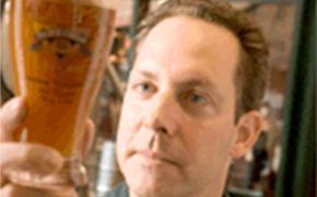 Victor Novak of Taps Fish House and Brewery in Brea