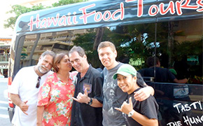 Matthew Gray of Hawaii Food Tours