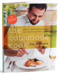 The Conscious Cook by Tal Ronnen