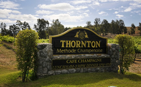 Thornton Winery in Temecula