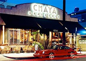 CHAYA Brasserie Beverly Hills