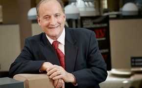 Stowe Shoemaker is the Dean of the William F Harrah College of Hotel Administration at University of Nevada Las Vegas
