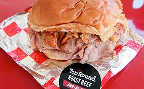 Top Round Roast Beef