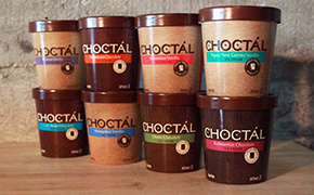 Choctal Single Origin Ice Cream