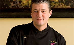 Yvon Goetz of the Winery Restaurant and Bar