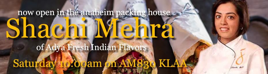 Shachi Mehra