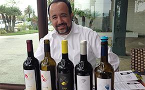 Manuel Alvarez of AlXimia Vino Elemental