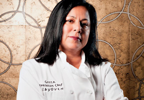 Geeta Bansal of Clay Oven in Irvine