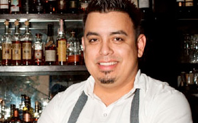 Eric Samaniego of Michael's on Naples