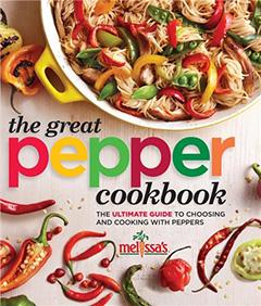 Melissa's Great Pepper Cookbook