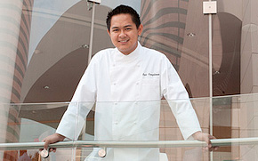Ross Pangilinan of Mix Mix Kitchen Bar