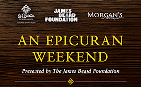 James Beard Foundation Epicurian Weekend