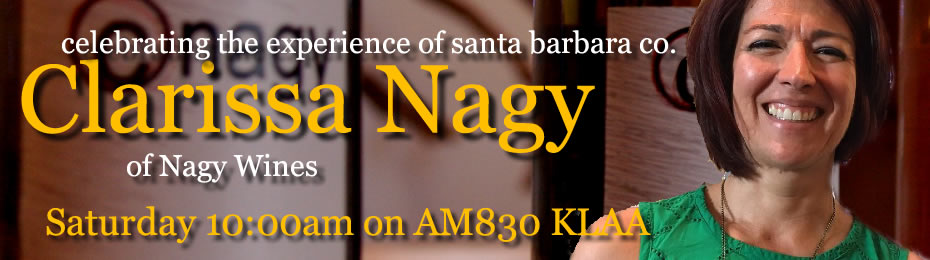 Clarissa Nagy of CNAGY Wines