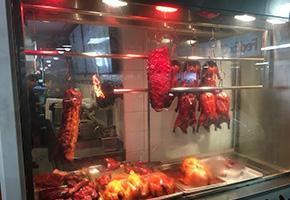 TThe Meats at HK BBQ Master