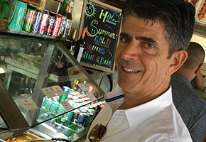 Francisco Carvalho of Pampas Grill