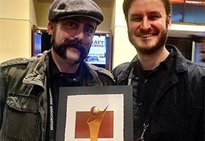 Brian Herbertson and Ryan Wicks of Wicks Brewing Company