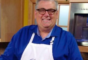Cookbook Author George Geary