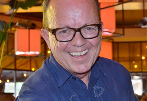 Don Myers of Cha Cha's Latin Kitchen in Brea and Irvine