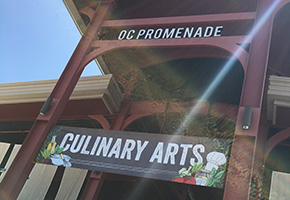 OC Promenade Culinary Arts Building