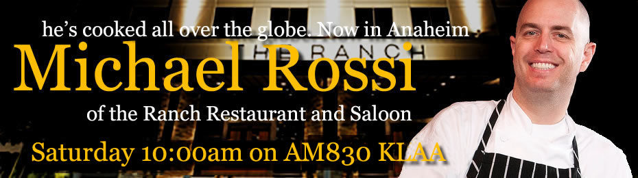 Michael Rossi of the Ranch Restaurant and Saloon