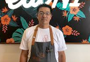 John Park of Toast Kitchen and Bakery