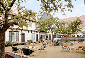 Thre Landsby Hotel in Solvang
