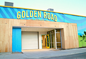 Golden Road Pub OC in Anaheim